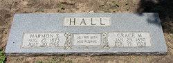 Grace M Hall