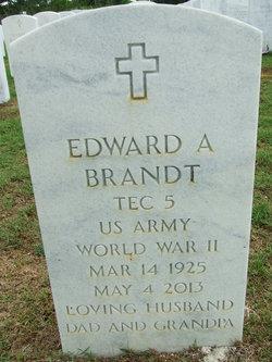Edward A Brandt