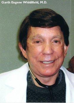 Dr Garth Eugene Widdifield