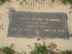 John Henry Broer