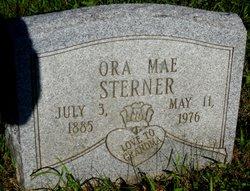 Ora Mae <i>Wills</i> Sterner