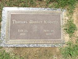 Thomas Winter Roberts