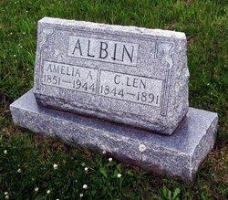 C Leonard Albin