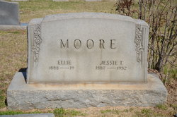Jesse Thomas Moore