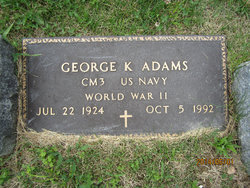 George Kenneth Adams