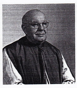Rev William J. Anthony
