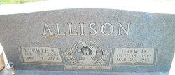 Lucille R Allison