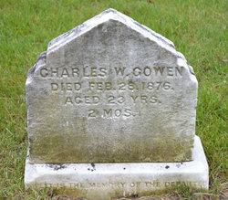 Charles W Gowen