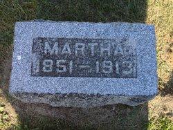 Martha <i>Antrim</i> Agness