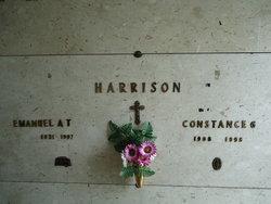 Emanuel A T Harrison