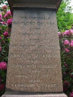 Anna B. <i>Pearson</i> Church