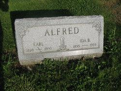 Ida Bell <i>Harvey</i> Alfred