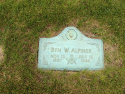 Benjamin W. Alpiner