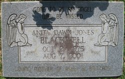 Anita Dawn <i>Jones</i> Blackwell