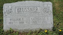 Catherine V. <i>Fisher</i> Feussner