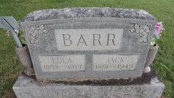 Eula B <i>Jacobs</i> Barr