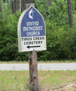 Tired Creek Methodist Church Cemetery