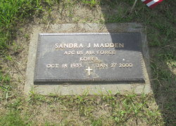 Sandra Joeanne <i>Murray</i> Madden