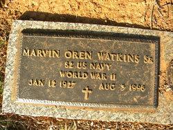 Marvin Oren Watkins, Sr