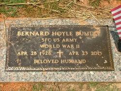 Bernard Hoyle Bernie Rumley
