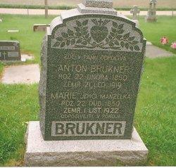 Anton Brukner, Sr