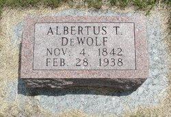 Albertus T. DeWolf