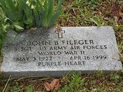 John Blair Fileger