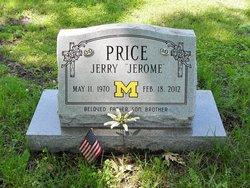 Jerry Jerome Price