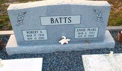 Annie Pearl <i>Crumley</i> Batts