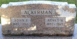 John F. Ackerman