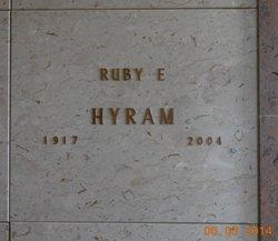 Ruby Hereford Hyram