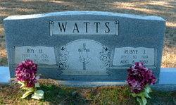 Rubye J. Watts
