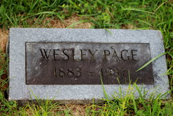Wesley Page
