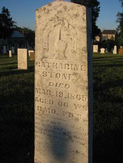 Catharine Stone
