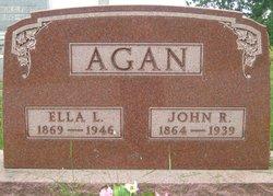 John R Agan