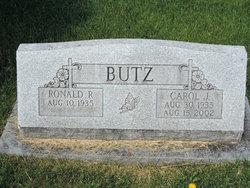 Carol June <i>Fell</i> Butz