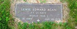 Lewie Edward Agan