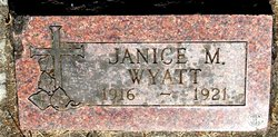 Janice M. Wyatt