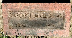 Margaret <i>Daniel</i> Dolan