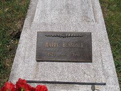 Harry Reasoner