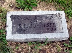 Sarah Martin <i>Stone</i> Johnesse