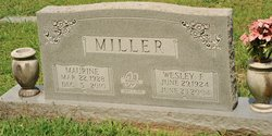 Maurine <i>Marshall</i> Miller