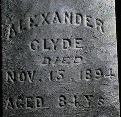Alexander Clyde