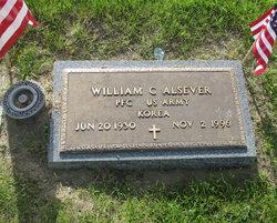 William C Alsever