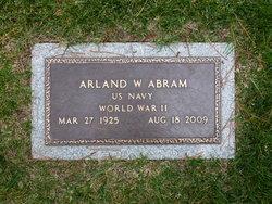 Arland Willard Abe Abram