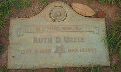 Ruth Lola <i>Dixon</i> Uzzle