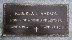 Roberta Louise <i>Rose</i> Aadson