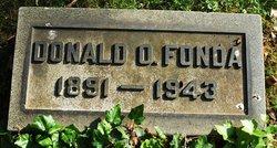Donald O Fonda