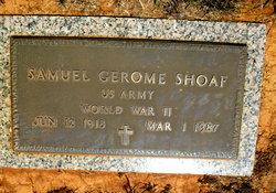Samuel Gerome Shoaf