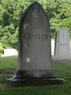 Cora <i>Warlick</i> Cansler